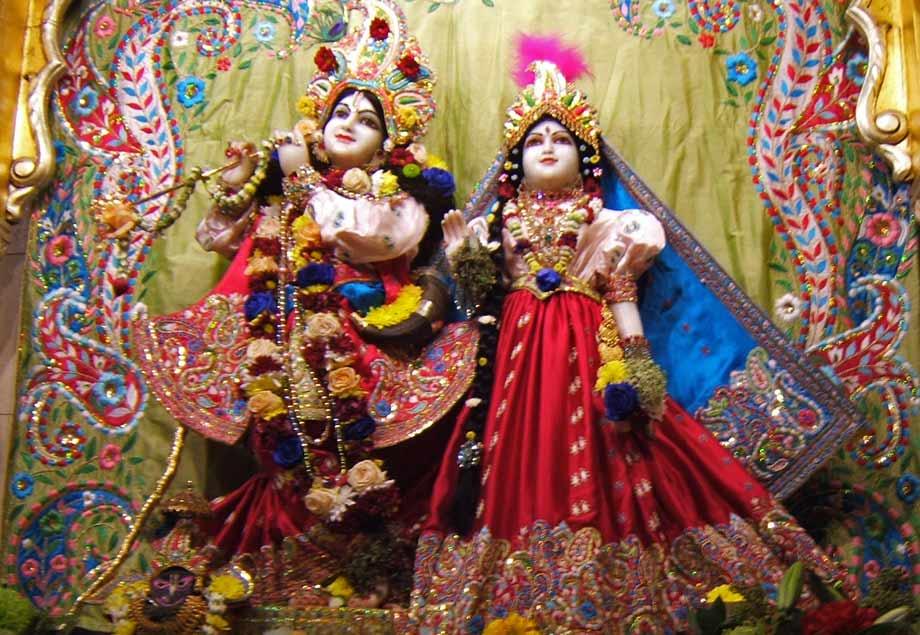 Шри Шри Радха Лондон-Ишвара