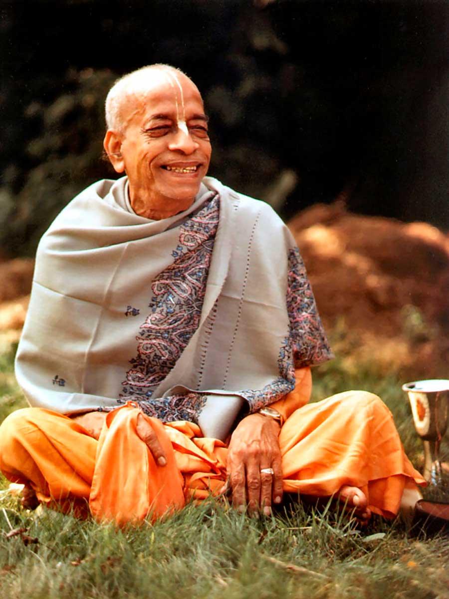 Шрила Прабхупада - Медитация 03