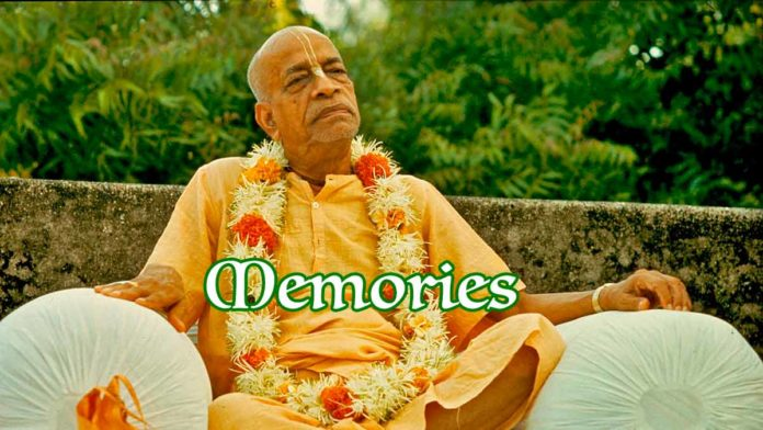 Prabhupada Memories (English)