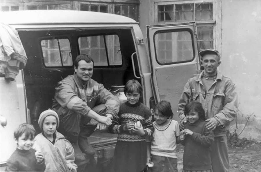 Харе Кришна Пища Жизни в Чечне