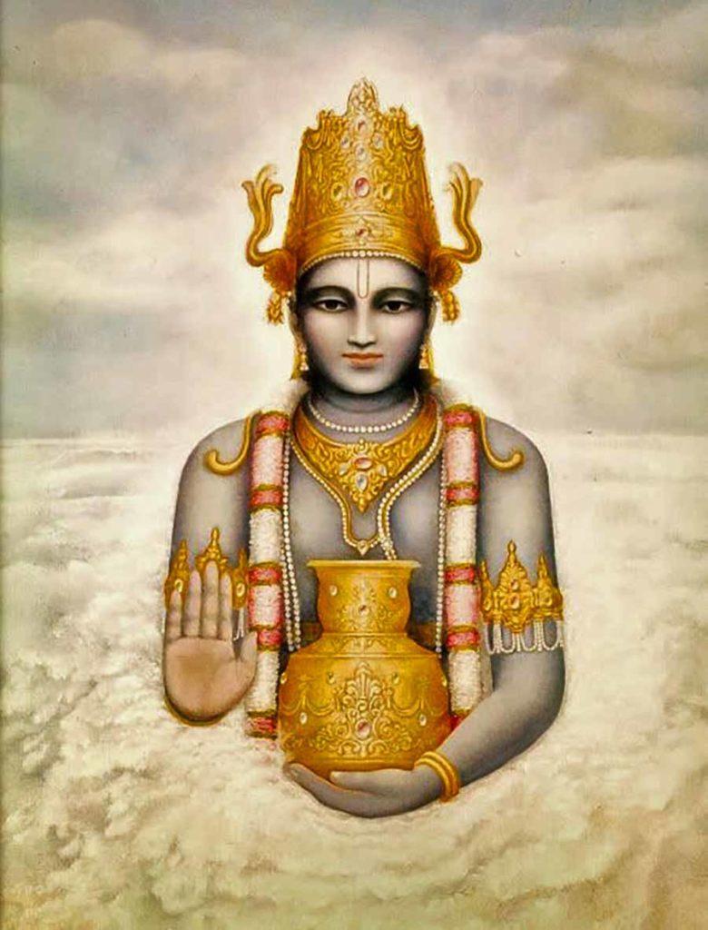 Господь Дханвантари