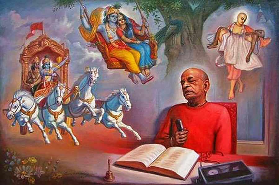 Шрила Прабхупада - Сенапати Бхакта