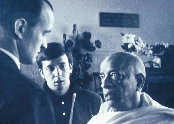 День рождения Джаянанда Даса