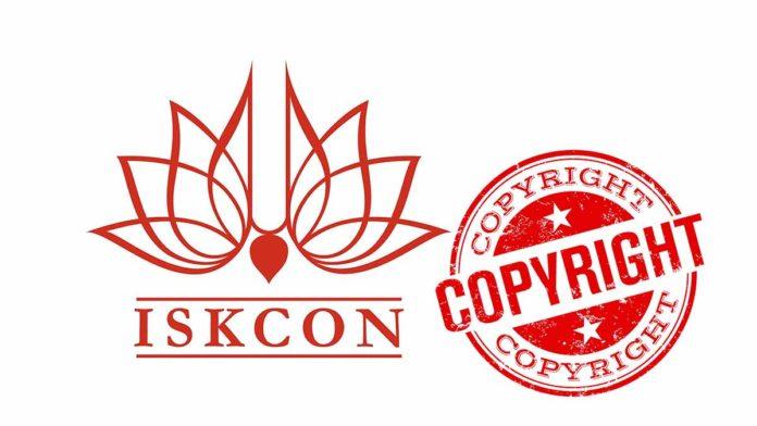 ISKCON COPYRIGHT