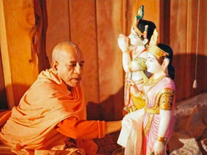 День установления Божеств Шри Шри Радха Лондонишвара